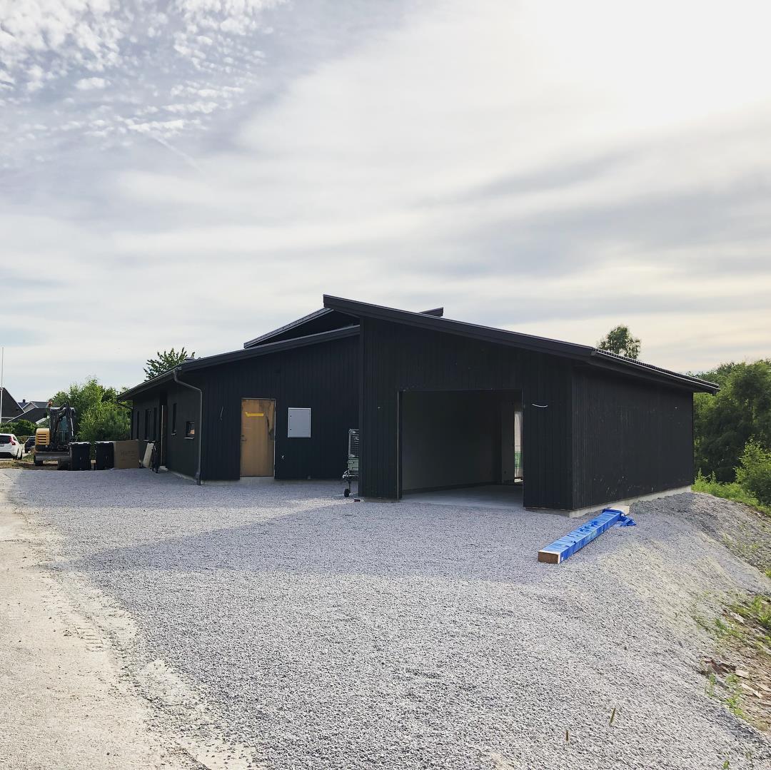 arkitekt villa Ronneby Blekinge Perspektiv