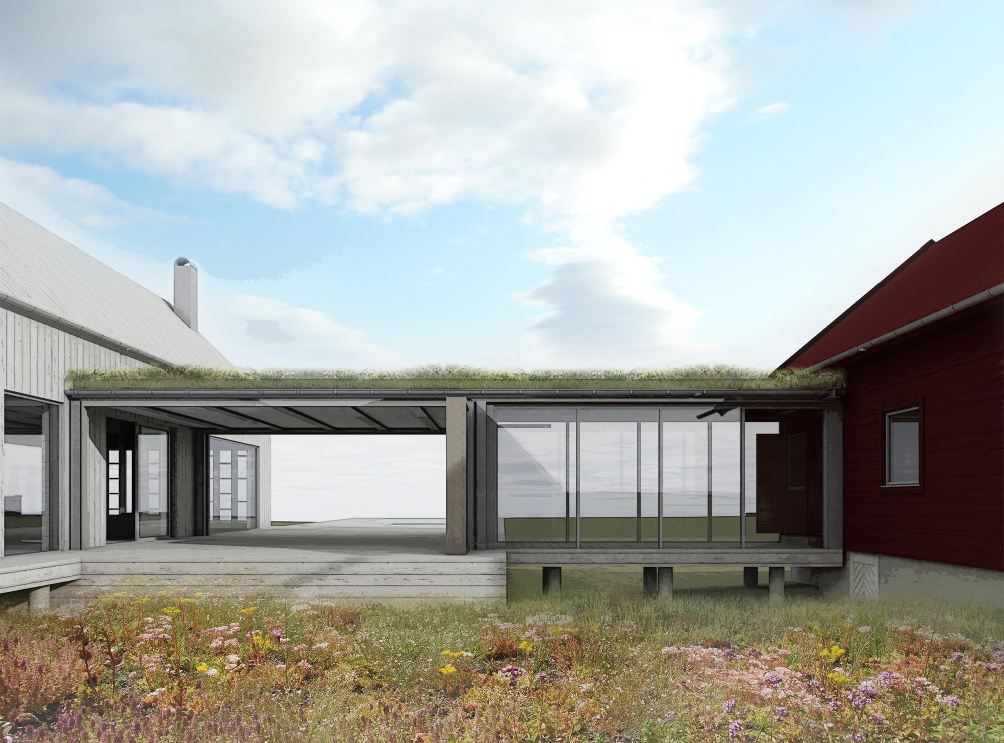 Villa Trä Arkitekt Karlskrona
