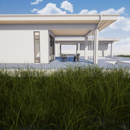 Arkitektur Lättbetong Villa