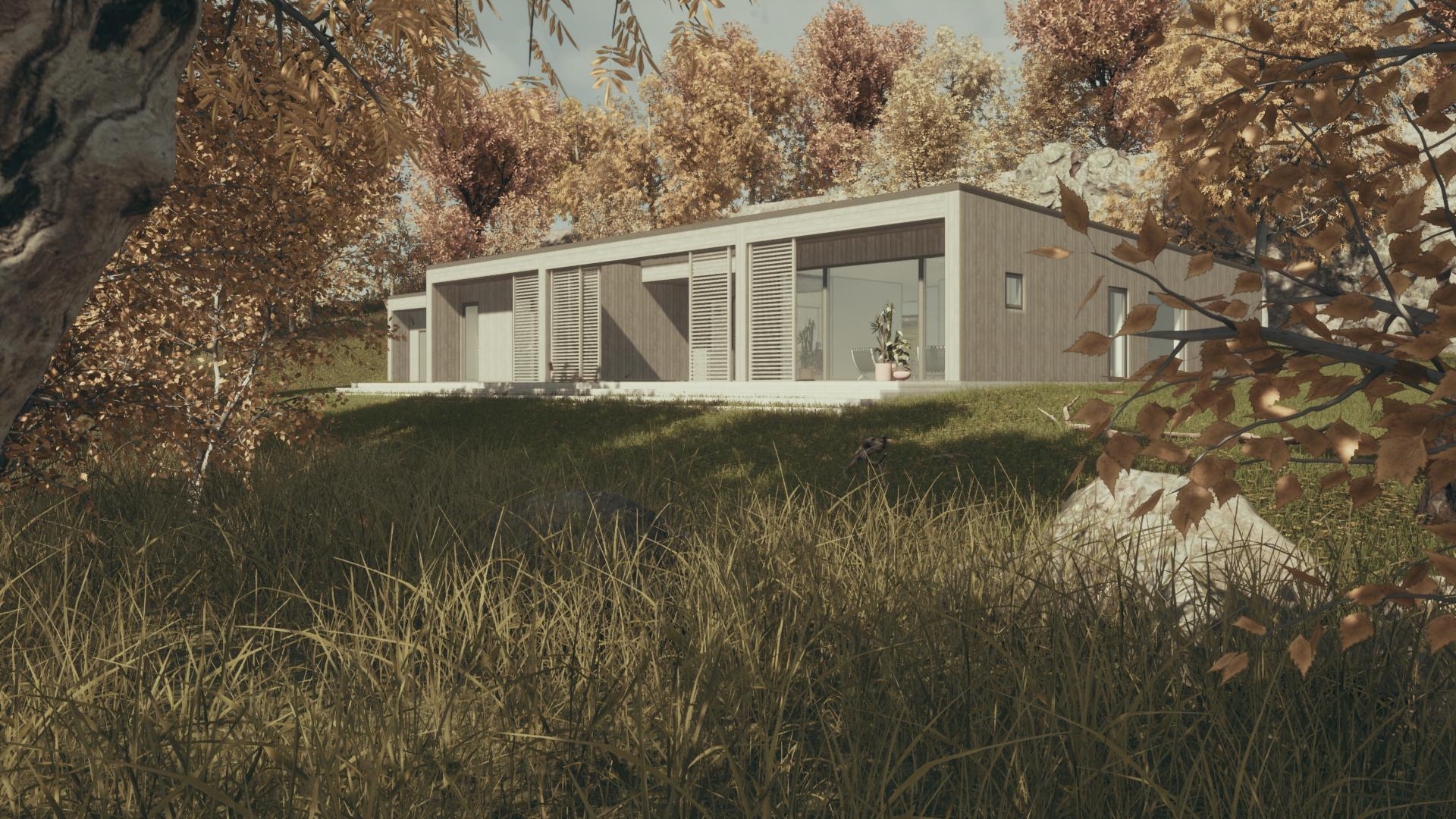 Arkitekt villa Karlshamn